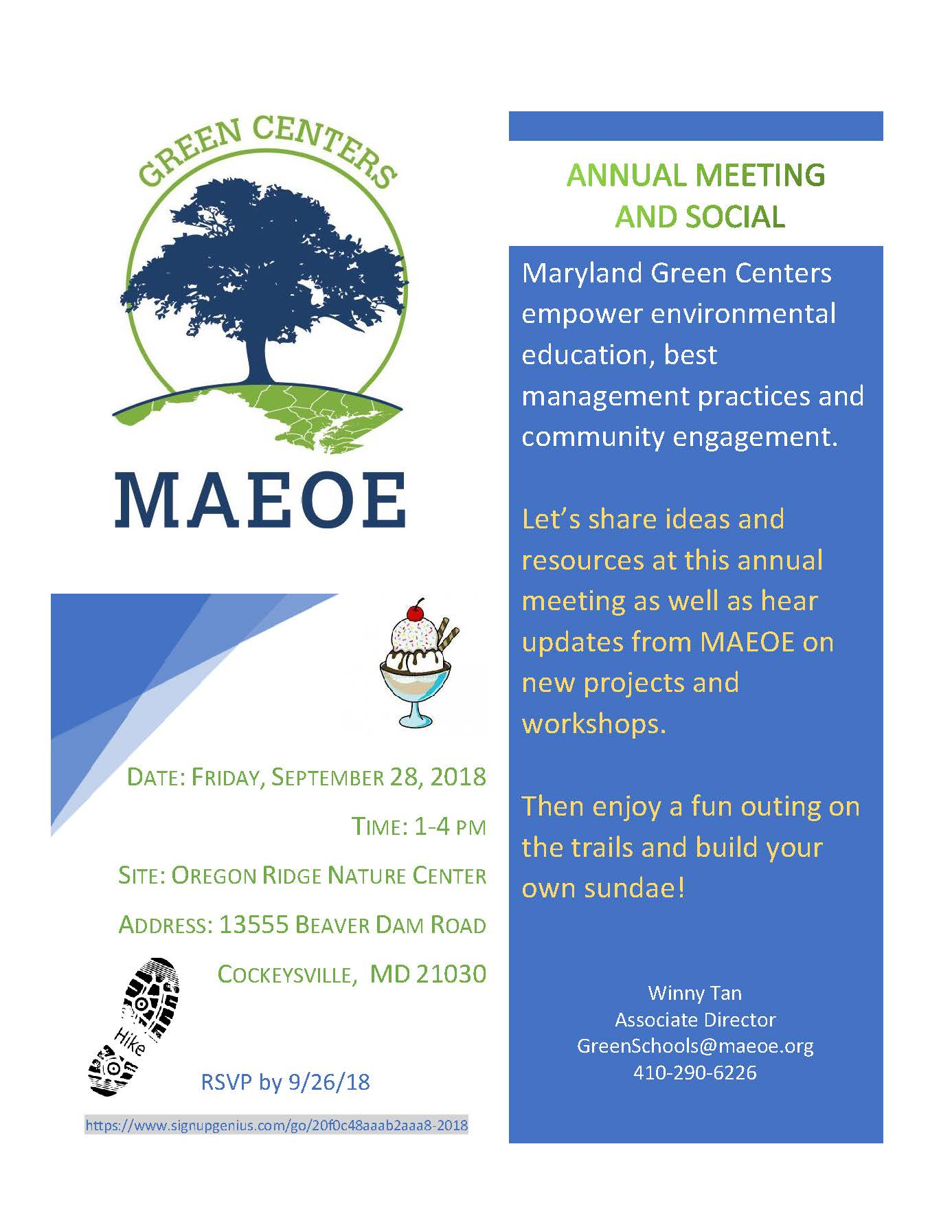 fall annual meeting 2018