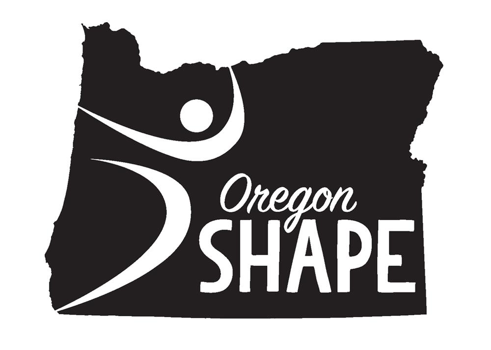 OregonShapeLogoBlack