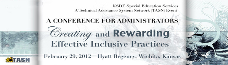 Creating and Rewarding Effective Inclusive Practices Conference