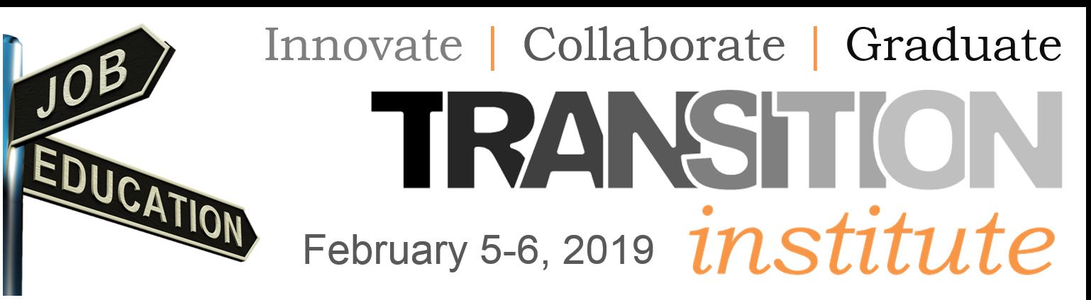 2019 Transition Institute