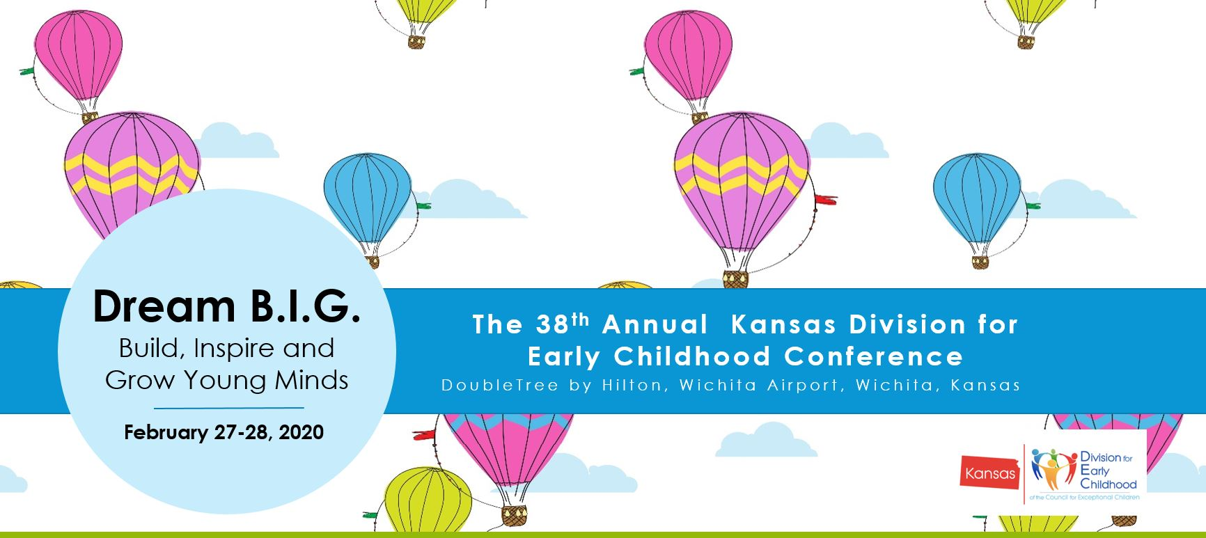 The 38th Annual Kansas Division for Early Childhood Conference