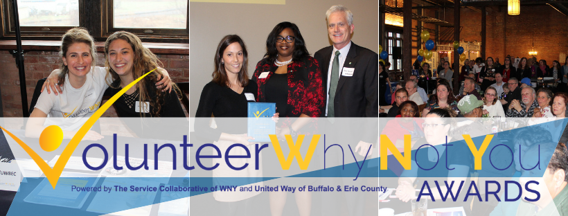 VolunteerWNY: Why Not You Awards