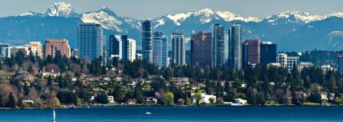 Lovely Bellevue Washington