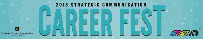 MU School of Journalism 2018 Strategic Communication Career Fair