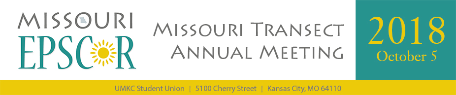 Missouri EPSCoR Transect Annual Meeting