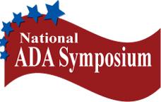 2018 National ADA Symposium