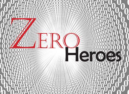 zero heroes logo