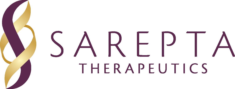 Sarepta Corporate- Horizontal Logo (Full Color)