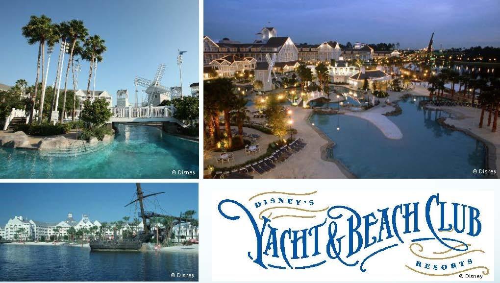 Resort Page