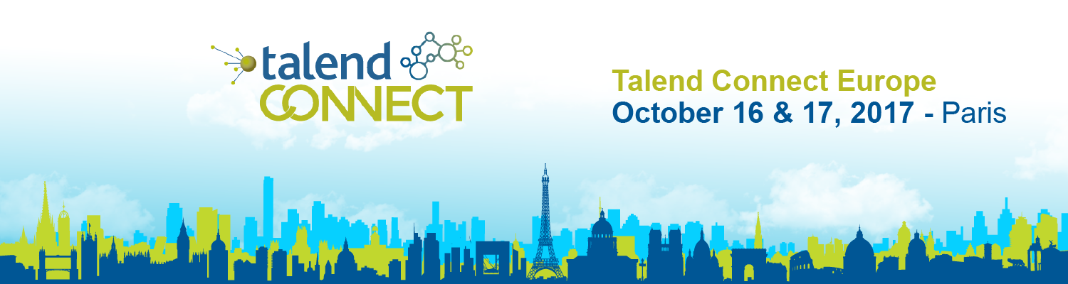 Talend Connect Europe 2017