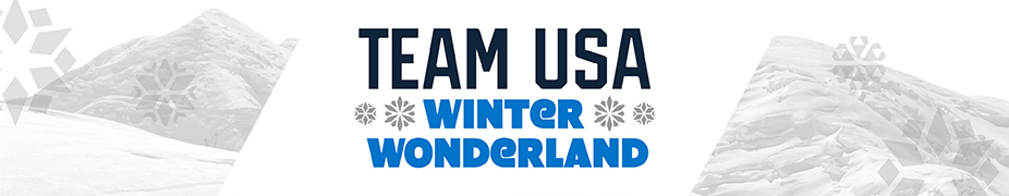 2018 Team USA Olympic Winter Wonderland