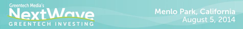 NextWave Greentech Investing 2014