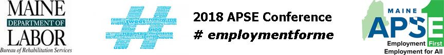 2018 APSE Conference - #employmentforme