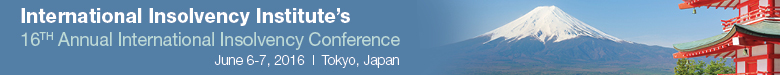 International Insolvency Institute's 16th Annual Conference