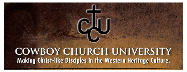Cowboy Church University - Sept. 13-15