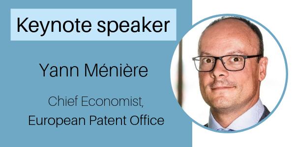 IPBC Europe 2019 Keynote speaker