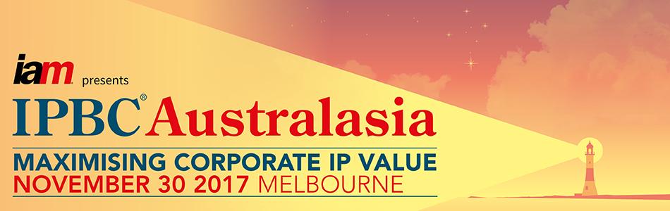 IPBC Australasia 2017