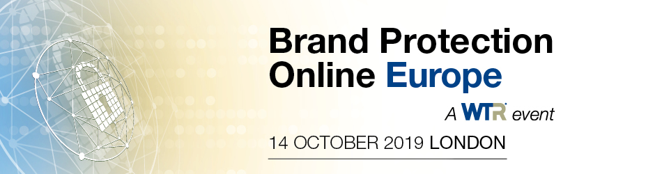 Brand Protection Online Europe 2019