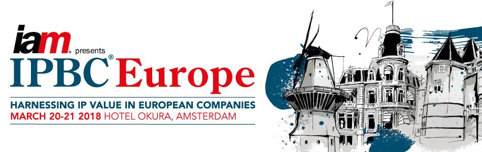 IPBC Europe 2018