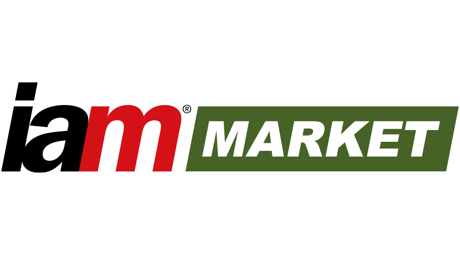 STO-852 IAM Market online logo