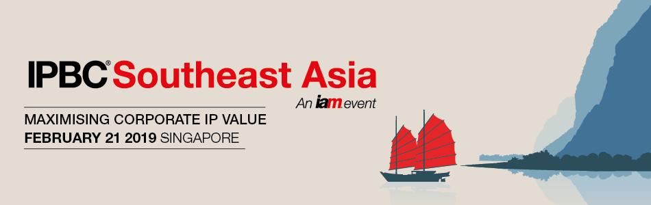 IPBC Southeast Asia 2019