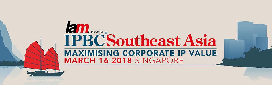 IPBC Southeast Asia 2018