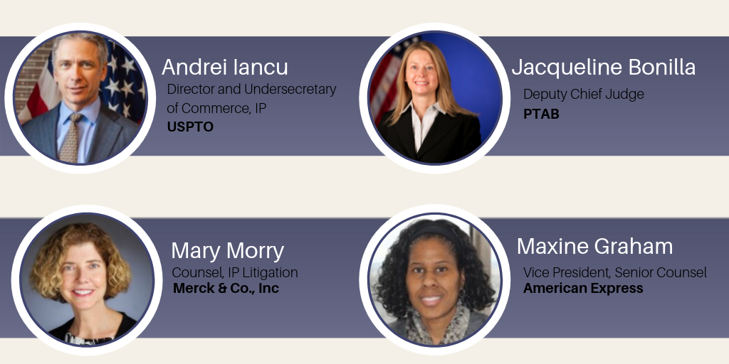 Patent Litigation speaker line up - Homepage update