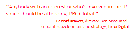 IPBC Global Testimonial