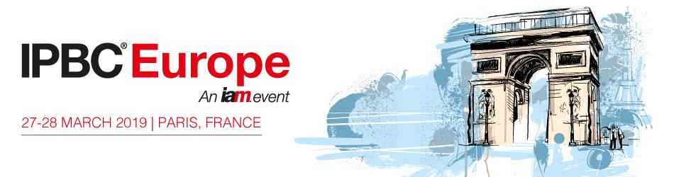 IPBC Europe 2019