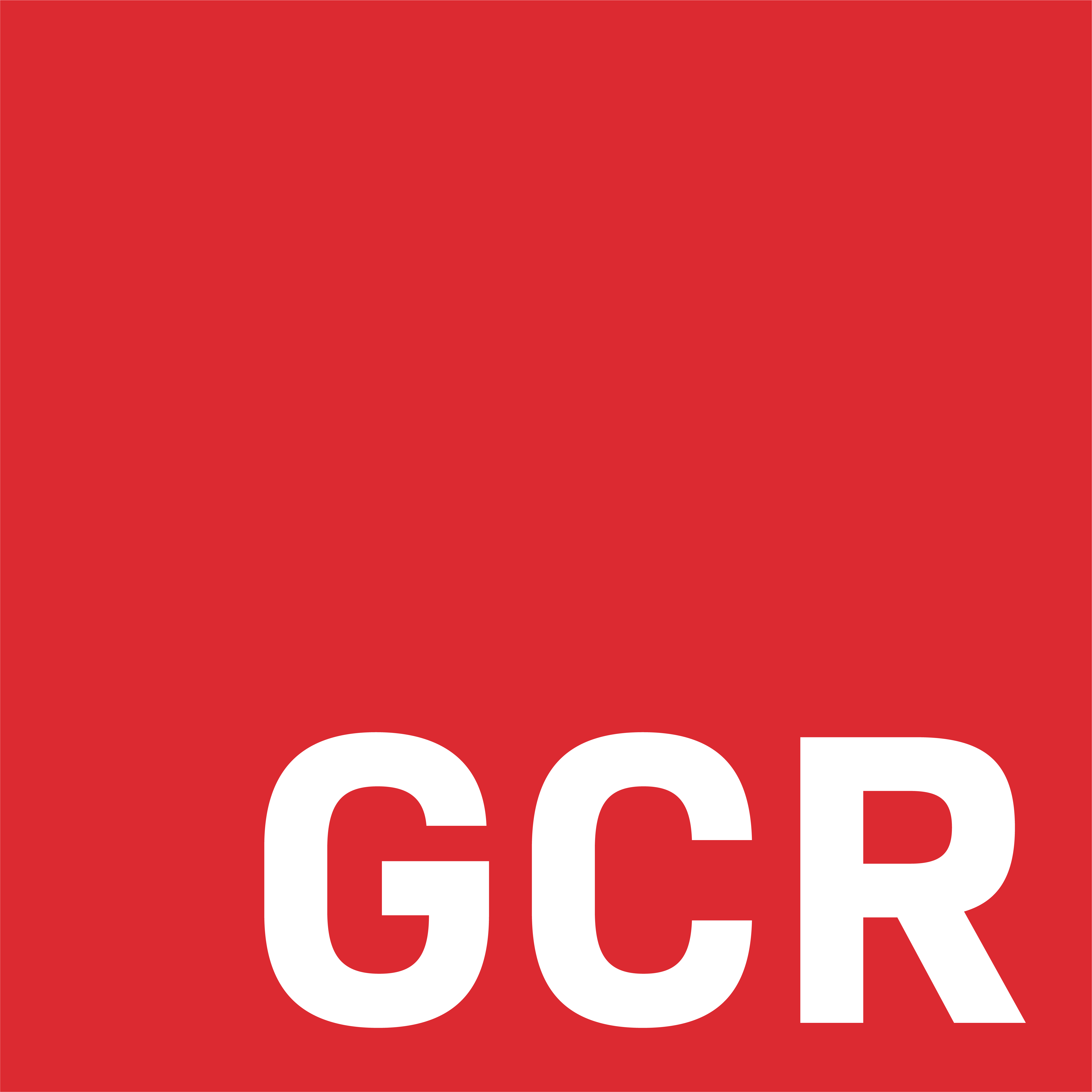 GCR short-form red
