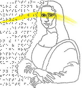 Mona Web Yellow