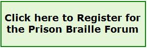2012 Braille Forum Button