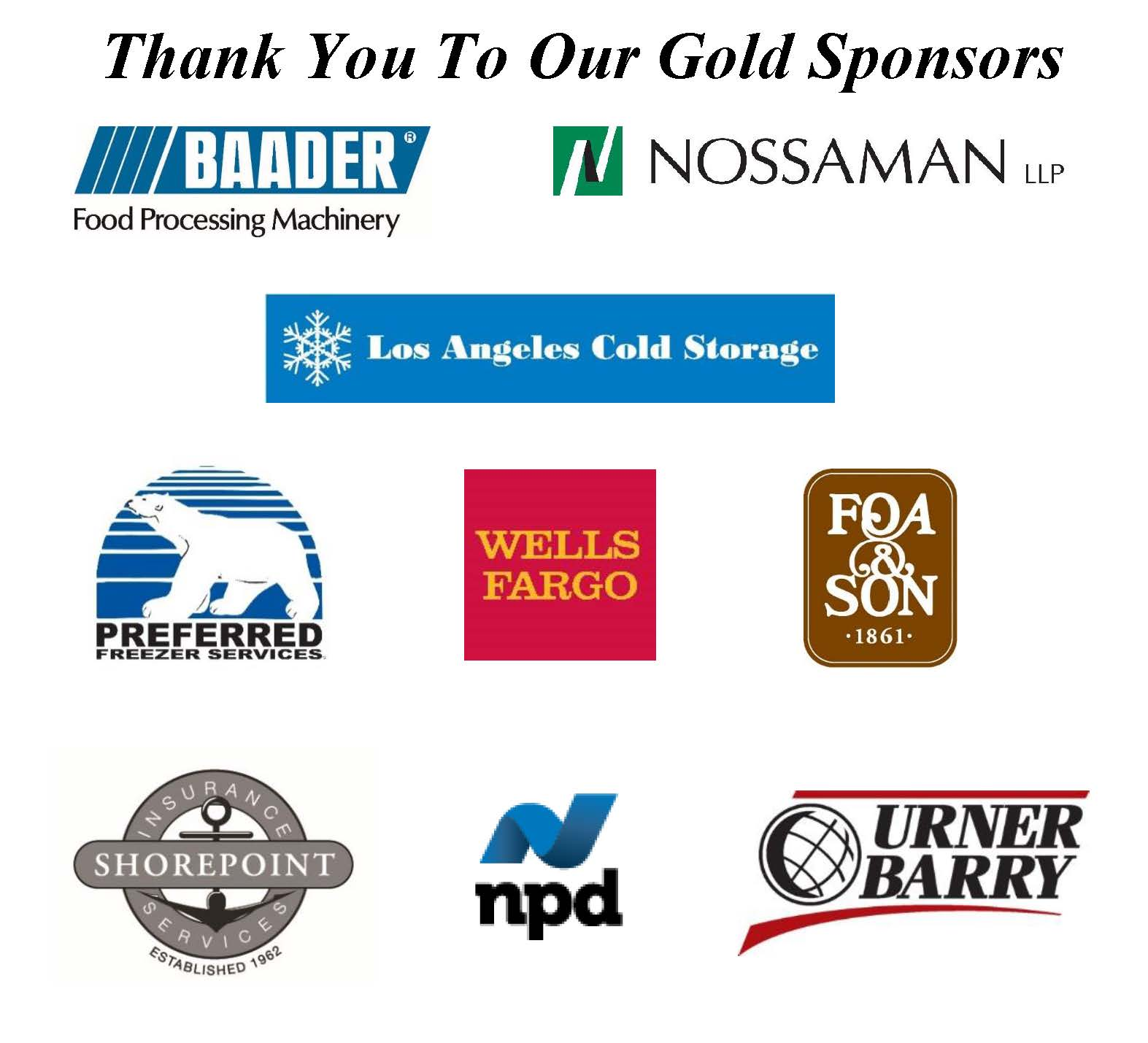 Thank you to our Gold Sponsors_2019F