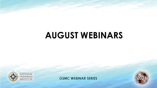August Webinars template