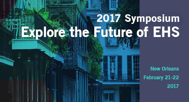 2017 Campbell Institute Symposium: The Future of EHS