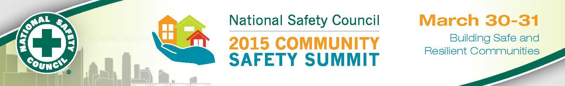 2015 Community Safety Summit