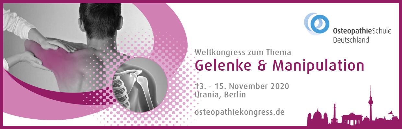 Osteopathie-Kongress 2020
