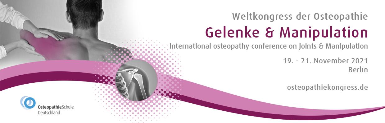 Osteopathie-Kongress 2021