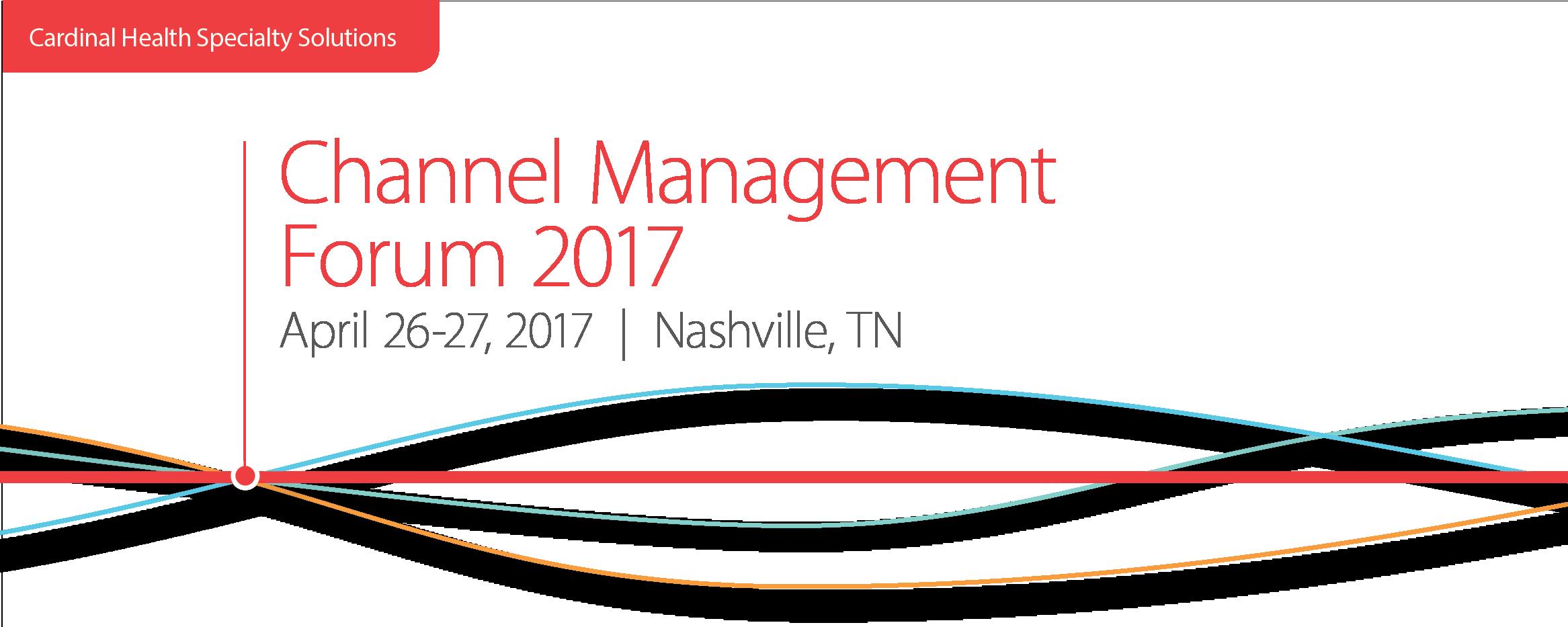 Channel Management Forum 2017