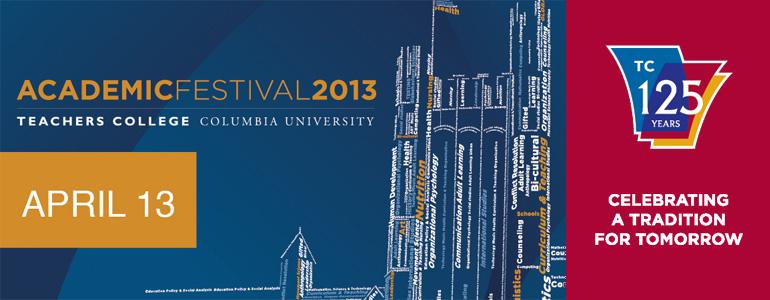 Academic Festival 2013