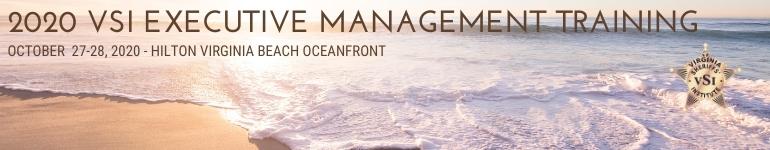 2020 VSI  Executive Management Training