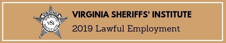 2019 VSI Lawful Employment Practices