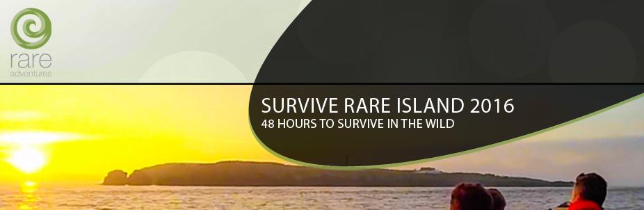 Survive Rare Island | 2016