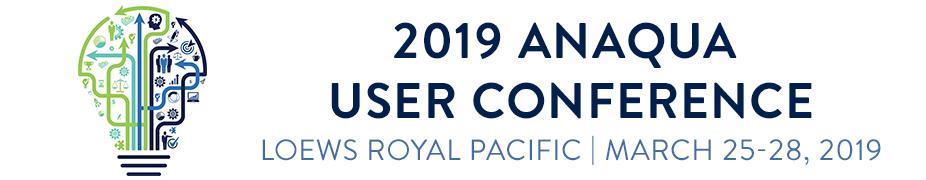 2019 Anaqua User Conference