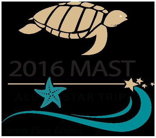 MAST 2016 All Star Trip - Secrets Playa Mujeres