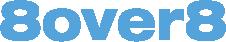 8over8 Logo