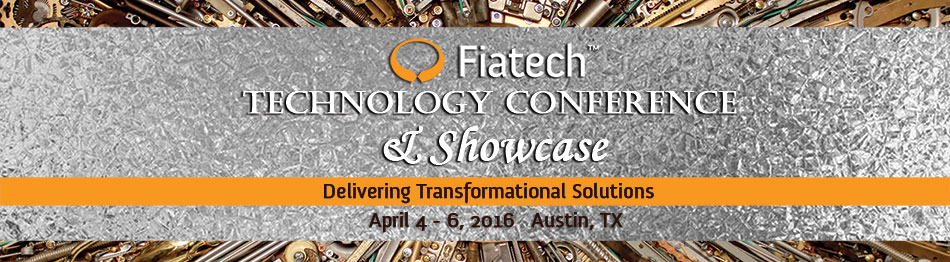 Fiatech 2016 Technology Conference & Showcase