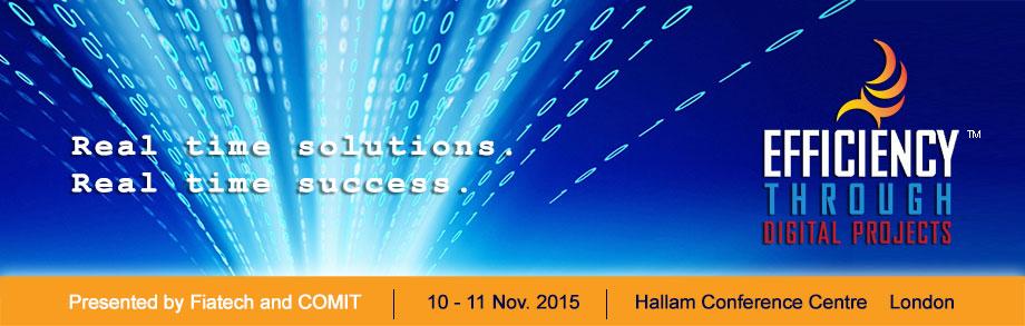 ETDP 2015 (Efficiency through Digital Projects)