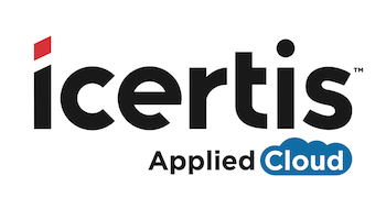 icertis applied cloud logo