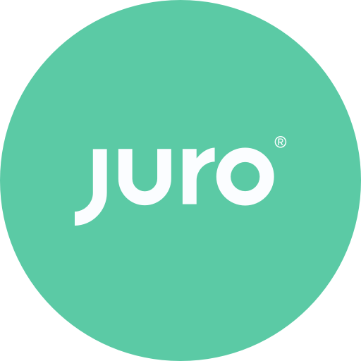 Juro logo round